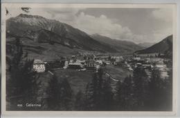 Celerina - Panorama - Photo: A. Pedrett - GR Grisons