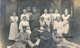 AK Oldenburg, Lazarett - Oldenburg