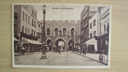 GREAT BRITAIN GRAN BRETAGNA POST CARD FROM BARGATE SOUTHAMPTON NOT SEND - Inghilterra