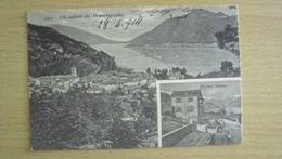 SUISSE SVIZZERA Schweiz  POST CARD FROM BRUSIMPIANO NOT SEND - Altri