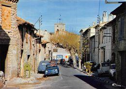 83-PLAN-DE-LA-TOUR - LA RUE JEAN JAURES - France