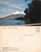CHILEAN ARGENTINE LAKE DISTRICT PANAGRA JET SKY CARD CIRCA 1960 UNCIRCULATED - Chili