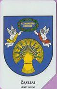 Télécarte Lituanie °° Urmet 12 - X25-Paketinio Komutavimo Duomenu -50 - Lituanie