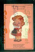 CARTOLINA COLLAGE-COLLAGE CARD-CARTE COLLAGE-BAMBINI--ENFANT-CHILDREN - Cartoline