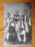 Ukraine 333 Bukowina Typen Ed Katz Czernowitz 7547 - Ucraina