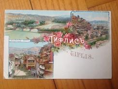 Georgia Litho Tbilisi Tiflis Cca 1900 - Georgia