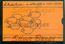 CARTOLINA PASSEPARTOUT-PASSEPARTOUT CARD-FIRENZE-LA BREBISE NOIRE - Cartoline