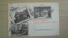 CECOSLOVACCHIA CZECOSLOVACCHIE Československo POST CARD FROM MESTCI HERMANOVE - Slovacchia