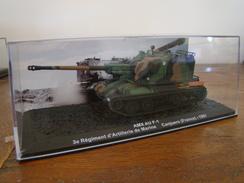 Superbe CHARS AMX AU F-1 De 1997 Neuf Boite D'origine Départ Vente 5.00 Euros - Chars