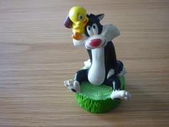 Sylvester & Tweety Warner Bros Figure Figurine Toy - Figurines