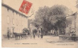 81 // MONESTIES    Les Lices   Edit Cahusac - Monesties