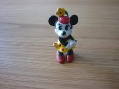 Minnie Mouse Disney Figure Figurine Toy - Disney