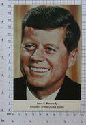 JOHN F. KENNEDY - Vintage PHOTO POSTCARD (355-A) - People