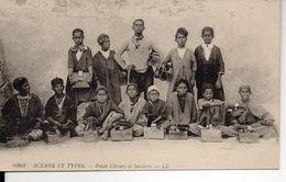 SCENES Et TYPES : PETITS CIREURS De SOULIERS - Kinder
