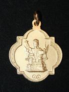 "Pendentif Médaille Religieuse ""Sainte Agathe / S. Agata"" Religious Medal - Religion & Esotericism"
