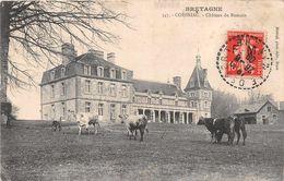 COHINIAC  -  Chateau Du Rumain - Autres Communes