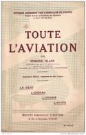 TOUTE L AVIATION CONSTRUCTION PILOTAGE PERSONNEL NAVIGANT EQUIPEMENT TENUE VOL PARACHUTE SPORT ROUTE AIR - Aviation