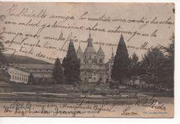 LA GRANJA  -  La Colegiata Desde La Puerta De SEGOVIA - Segovia
