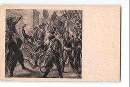 10544 01 VENEZIA XVII ESPOSIZIONE BIENNALE D ARTE  POZZI ENRICO SQUADRISTI - Exposiciones