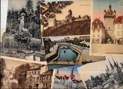 Lot 650 De 10 CPA CPSM Département 67 Déstockage Pour Revendeurs Ou Collectionneurs - Cartes Postales