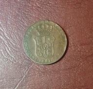 ESPAGNE - Catalogne  3 CUAR (QUARTOS) 1841 - Monnaies Provinciales