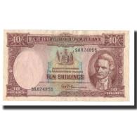 Nouvelle-Zélande, 10 Shillings, Undated 1940-1967, KM:158d, TTB+ - Nouvelle-Zélande