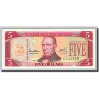 Liberia, 5 Dollars, 1999, Undated (1999), KM:21, NEUF - Liberia