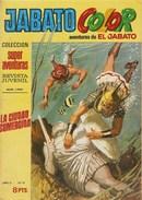 EL JABATO Nº 21.  PRIMERA EPOCA - Books, Magazines, Comics