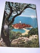 Singing Postcard 3, Sveti Stefan, Montenegro, Yugoslavia - Montenegro