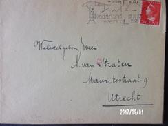 MTM Transorma Haarlem BZ + BB - 1946 - Covers & Documents