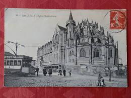 Dep 76 , Cpa EU , 21 , Eglise Notre Dame  (119) - Eu