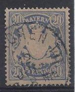Bayern 1888-1900 (o) Mi.57 - Bavaria