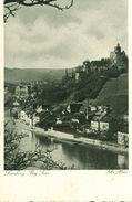 Saarburg - Ansicht Mit Burg (001361) - Saarburg