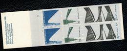 Svezia Sweden Schweden Suede 1969 Booklet Ponte Di Collegamento Isola Di Tjorn 6v Complete Set   ** MNH - Svezia