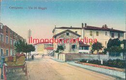 D482 - Cervignano - Udine - Via 24 Maggio - Udine