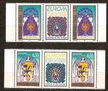 Bosnia Bosnie-Herzégovine Serbia Serbe Pale CEPT 1997 Yvertn°  69-70 *** MNH 2 Séries Et Vignette Cote ++ 30 Euro - 1997