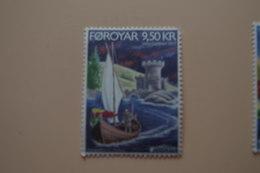 2-278 Europa 2017  Feroe  Polaire Pole Nord Arctic Arctique Artica Chateau Castle Ecosse - Europa-CEPT