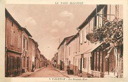 PIE 17-GAN-6112  : VALENCE LA GRANDE RUE - Valence D'Albigeois