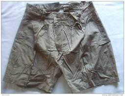 CALECON KAKI 1953 ARMEE FRANCAISE GUERRE INDOCHINE ALGERIE COLONIE AFRIQUE TAILLE 3 - Uniforms