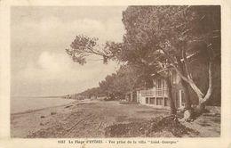 PIE 17-GAN-6116  : PLAGE D HYERES  SAINT-GEORGES - Valence D'Albigeois