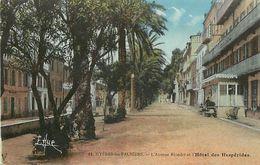 PIE 17-GAN-6117  : HYERES  HOTEL DES HESPERIDES - Valence D'Albigeois