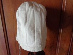 Coiffe Ancienne Femme Pour Reconstitution Cinema Theatre-decor Croquet - Headdresses, Hats, Caps