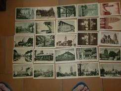 020917 PARIS Exposition Coloniale 1931 : - Cartes Postales