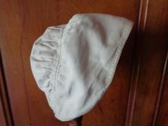 Coiffe Ancienne Coton- - Enfant- Pour Reconstitution Cinema Theatre- - Headdresses, Hats, Caps