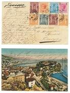 Monaco // 1923-1939 // Carte De Monte Carlo Pour La Suisse (Schwytz) - Monaco
