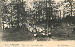 PIE 17-GAN-6149  : PROCESSION A NOTRE-DAME D ARLIQUET - France