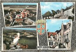 CREPEY AUBAINE CARTE MULTIVUES - France