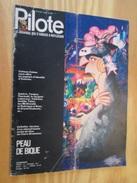 BD913 Revue PILOTE N°593 Années 60/70 Couverture BRETECHER PEAU D'ANE + LES GRANDES GUEULES DE PILOTE CHARLES AZNAVOUR - Pilote