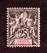 Congo N°19 N* TB Cote 30 Euros !!! - Nuovi