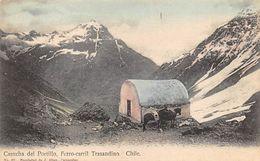 Casucha Del Portillo, Ferro Carril Trasandino - Chile - Chile
